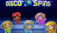 Игровой аппарат Disco Spins без регистрации