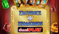 Игровой автомат Da Vinci Diamonds: Dual Play от GMS в режиме на деньги