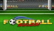 Игровой аппарат Football Rules! с выводом денег на GMS казино
