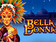 Белла Донна — автомат на деньги от производителя Новоматик