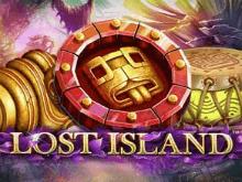 Lost Island — играть на деньги в азартный автомат