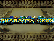 Pharaohs Gems — азартная игра египетской тематики