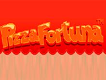Pizza Fortuna — игровой автомат от разработчика Novomatic
