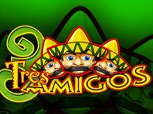 Tres Amigos — онлайн-автомат от разработчика Playtech