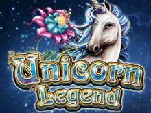 Легенда о Единороге: виртуальная игра от Microgaming